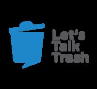 Let's Talk Trash logo